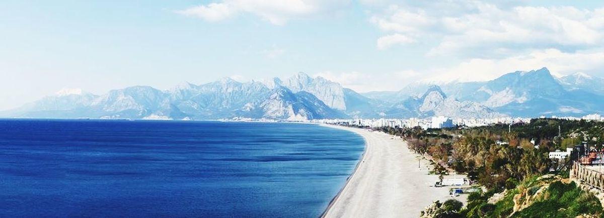 Antalya Antalya Deniz Manzara Varyant First Eyeem Photo