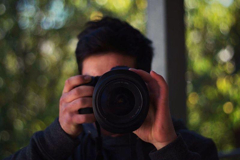 Focus Focus Camera - Photographic Equipment Headshot Photographic Equipment Lens - Optical Instrument Photographer Camera - Photographic Equipment
