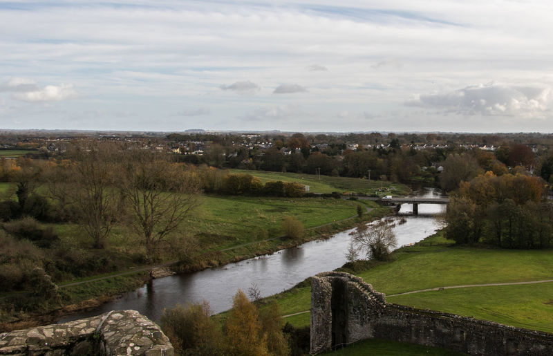 Trim, Ireland Ireland Beauty In Nature Cloud - Sky Day Grass Landscape Nature No People Outdoors River Scenics Sky Tranquil Scene Tranquility Tree Water
