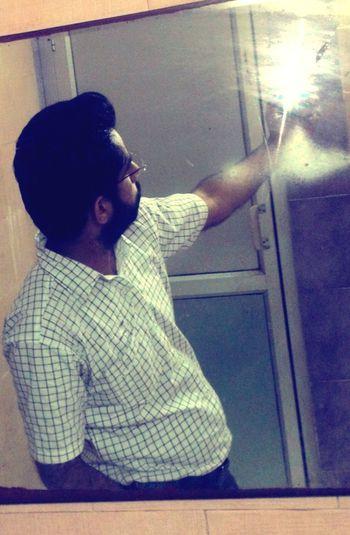 Selfi tym. . ;) First Eyeem Photo