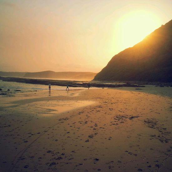 Sunset Life Is A Beach Beach Sun My favourite beach, No filter