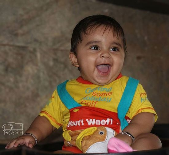 Love Baby Cutiee Smile Can 'tforgetHis Innocent Smile💛 Loveforchild Photooftheday