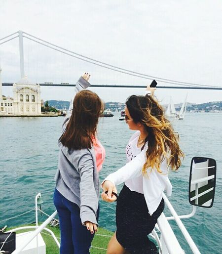 The Journey Is The Destination Istanbul Boat Boğaz Köprüsü