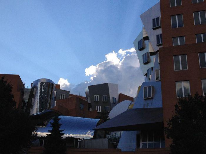 Architecture Buildings Mit Boston