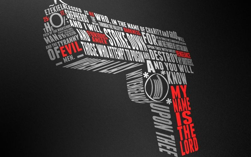 """""""My name is the THE LORD! """" Check This Out Quote (: Gun Gun Range"""