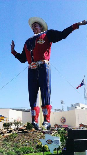 Big Tex State Fair Of Texas