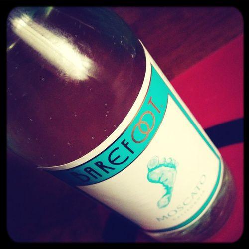 Second bottle, I'm feelin it