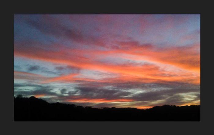 Sunset , Dusk, Nature, beauty