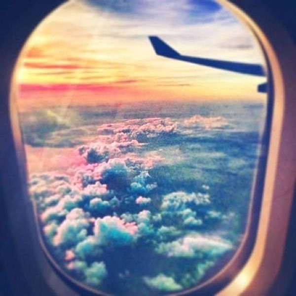 @gökyüzü Airplane Plane Aşkgökyüzünde