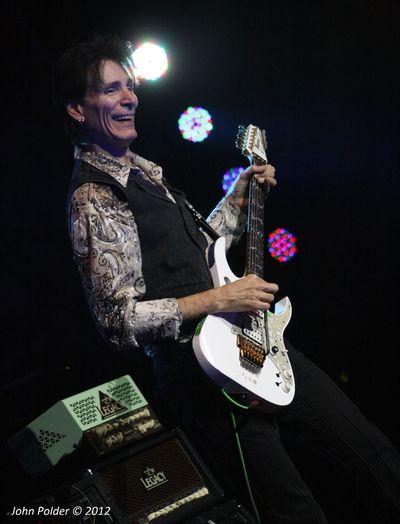 Stevevai Guitarist Concert Ibanez #ibanezjem Steve Vai - The Story Of Light Tour 2012 - Tilburg, Holland