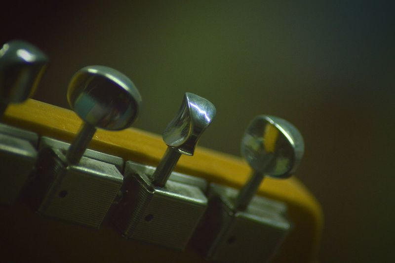 Close-Up Of Musical Instrument