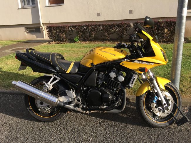 Yamaha Motorcycles Moto Bike Fazer