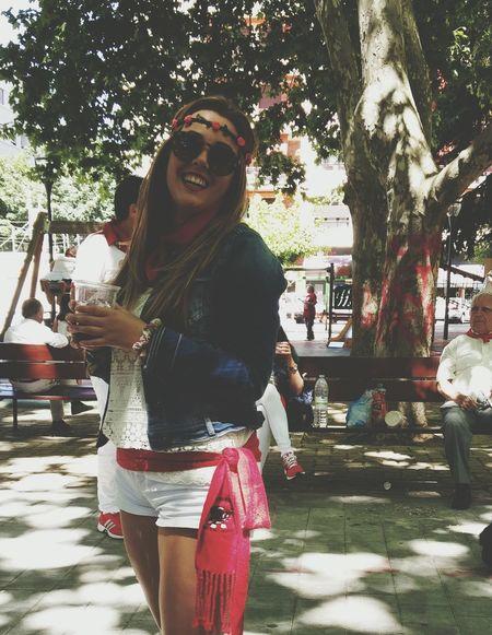 Pamplona bonita 🔴⚪ Hi! That's Me Taking Photos Enjoying Life Hellosummer