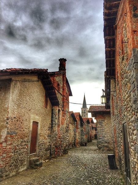Medieval City Medieval Architecture Built Structure Building Exterior Sky Cloud - Sky Day History