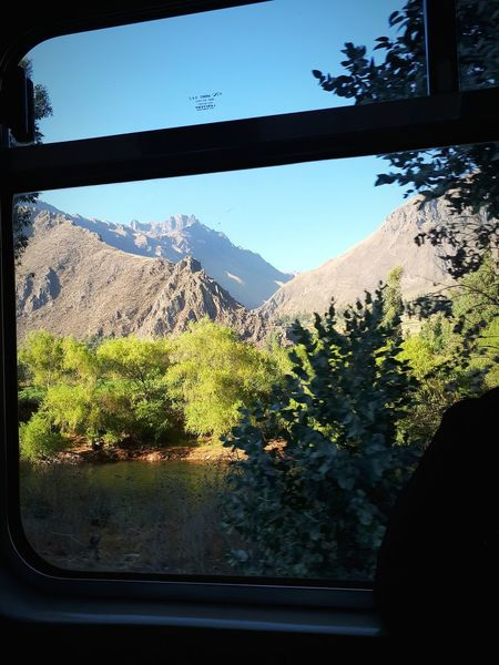 Day Outdoors Mountain Window Tree No People Mountain Range Travel Destinations Sky Landscape Nature Water Perù 🇵🇪 Andes Mountains Sunny Day 🌞 EyeEmNewHere Trainphotography Train View From Train Window