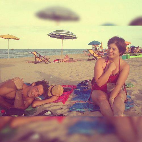 _Summer moments. Sea Summer Beach Beachside relax happysummer friends happymoments igersAbruzzo igersItalia sun