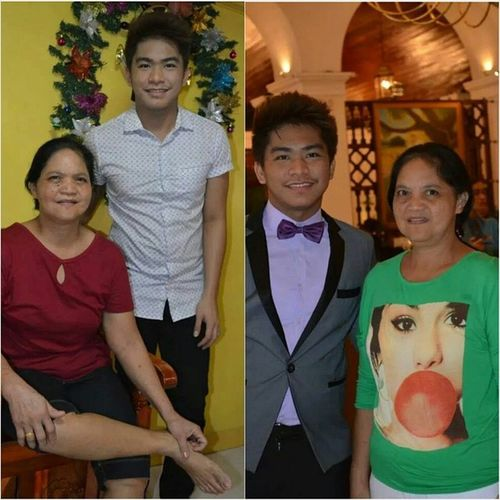 To my ever loving Inay.....Happy Mother's Day to you,,,thank you for unceasing love you have given to our family. Through my up's and downs you always here to comfort me and makes me stronger. Thank you for all sacrifices you have given to us especially to me. Im very thankful to have you as my mother.
