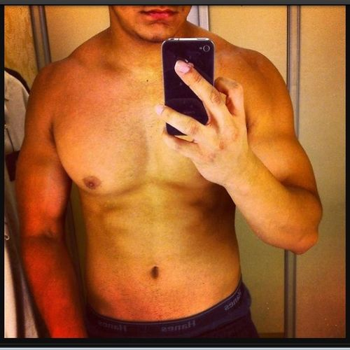 Found This Pic..before I Got Fat!! Couple Months Ago.