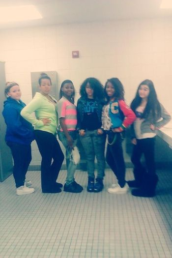 - South Brook Bitches ! : )