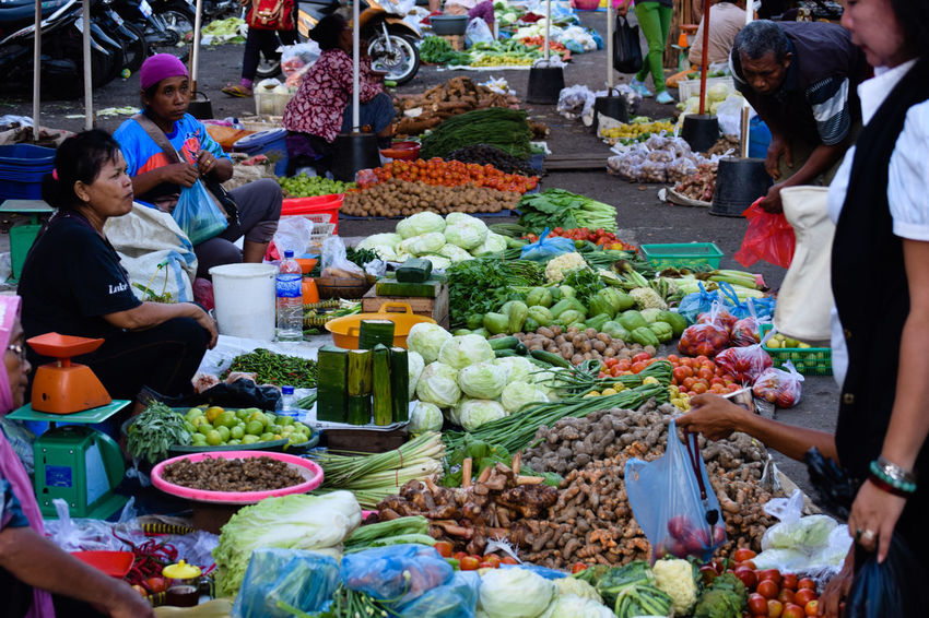 Colour Of Life Market Colors Market Street Traditional Streetphoto_color Activity INDONESIA
