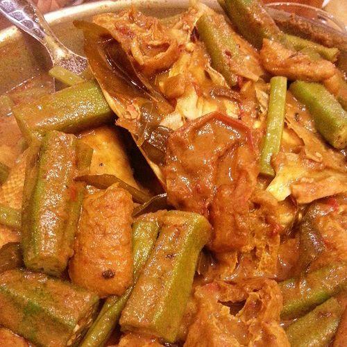 Kari kepala ikan E&O Karikepalaikan Sedap Fish Curry foodporn foodism foryoureyesonly kl