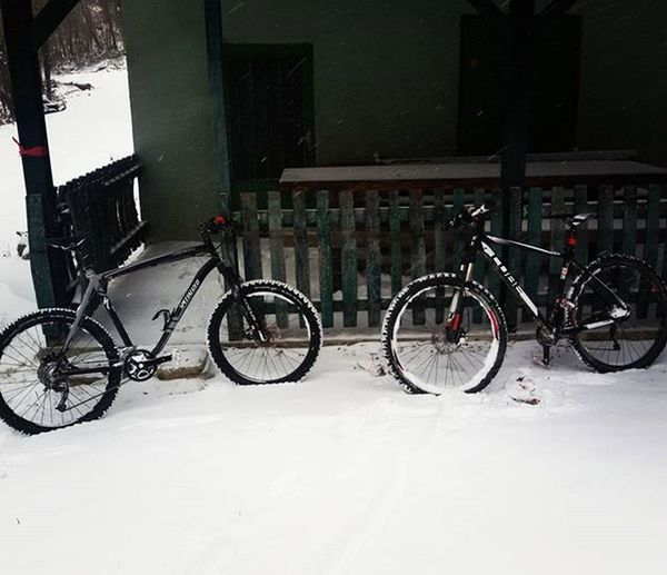 Cubebikes Specialized Hillclimb Frozen Winter