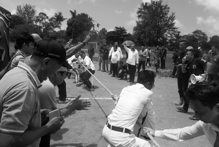 Traditional games in Indonesia Bintan  Bintanisland Black Black & White Black And White Blackandwhite Documentary Emotions Game Games Happiness Happy People Human Interest Human Interest Indonesia Lifestyles Mood Outdoors RI71 Traditional Games