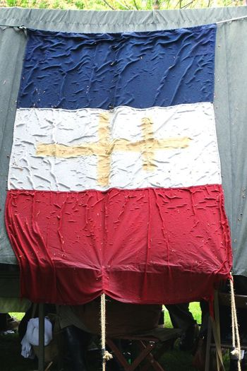 French flag carrying the symbol of the French resistance. Flag French Flag French Resistance Wet Flag Symbol Of The French Resistance Ww2 Second World War World War 2 Ww2 France Pontivy