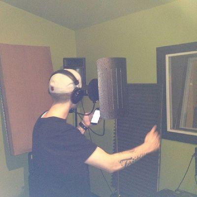 Recording Toxic Love ForNoReasonTheMixtape drops May 15th