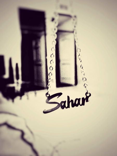 My Name☻ Sahar Şşşş...
