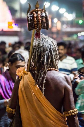 The Great Outdoors - 2016 EyeEm Awards The Street Photographer - 2016 EyeEm Awards The Portraitist - 2016 EyeEm Awards Journalist Photography Peopleinframe Sadhu In Kumbh The Follower