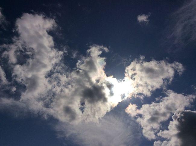 Original colours. Blue Sky Cloud - Sky The Still Life Photographer - 2018 EyeEm Awards EyeEmNewHere