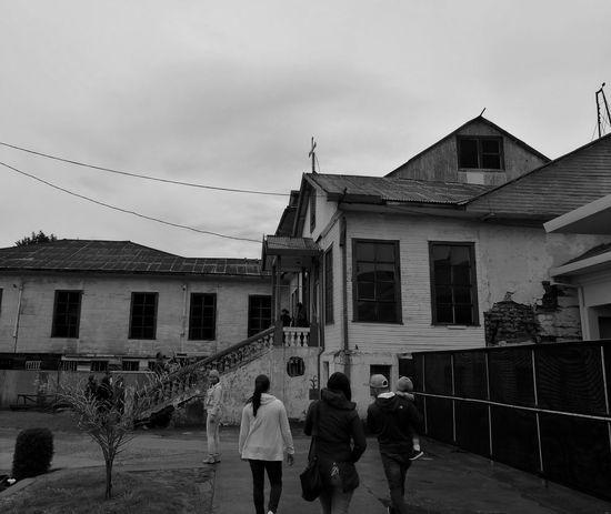 Architecture Second Acts Costa Rica 🇨🇷 Old Ruin Sanatorio Durán  Sanatorium Historic Site Black And White Friday