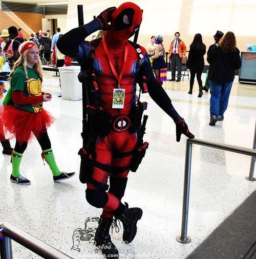 Best Deadpool I saw at Grandrapidscomiccon