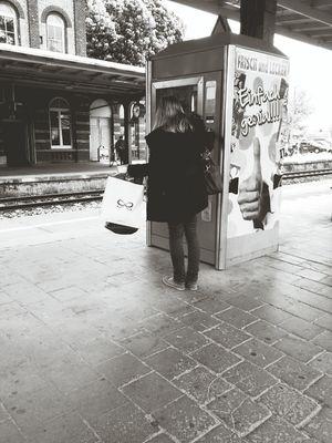 Jena Streetphotography Blackandwhite