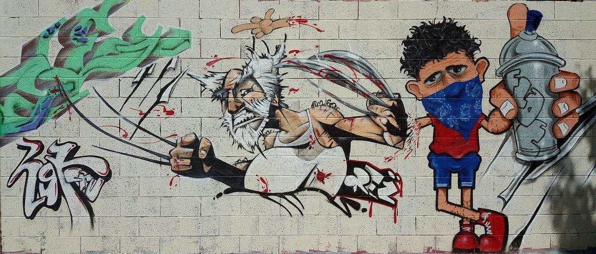 Rincon, Puerto Rico TurismointernoPR RinconPR Oldlogan Graffiti