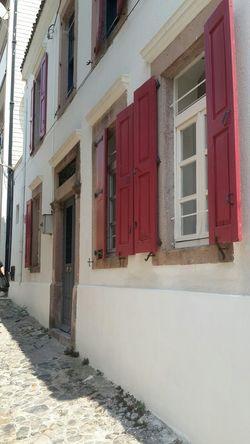 Pink Home House Eagean Greek Greece Cuda Ayvalik Balikesir Turkey