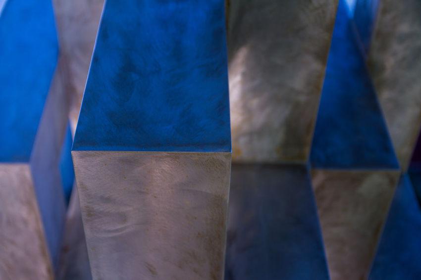 Angle Arizona Arts Culture And Entertainment Blue Desert Eric Barnes Photography Gray Pattern Sculpture Southwest  Symmetry Pattern Pieces Blue Wave Fine Art Photography
