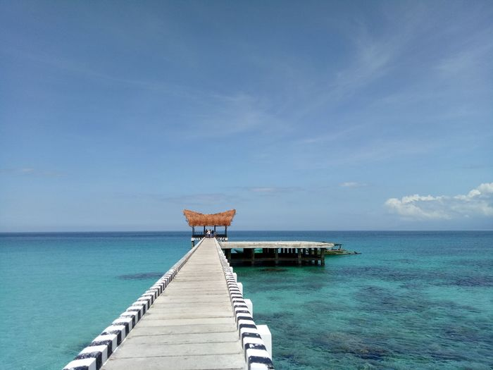 One of the beautiful beaches in mindanao