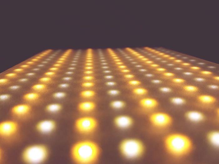 LED strips Backgrounds Yellow Gold Colored Technology Shiny Pattern Nightclub Close-up Luminosity Disco Lights Glowing Entertainment Christmas Lights Globular Star Cluster Seamless Pattern Glitter