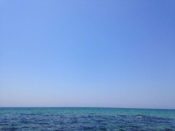 やっぱり青がスキ! Japan Itoshima 二見ヶ浦 Sea Blue EyeEm Blue Sky