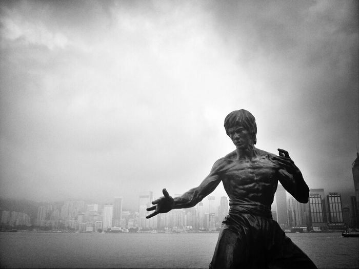 Bruce Lee Z Goes Hongkong
