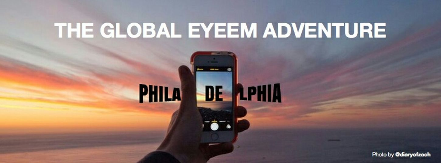 Hey Philadelphia - Im hosting the upcoming Global EyeEm Adventure for our city. Many thanks to @team for selecting me. For full details visit https://www.facebook.com/events/590553211084272/ Happy Snapping ☺☺ EEA3 Eea3-philadelphia Open Edit Photography Philly