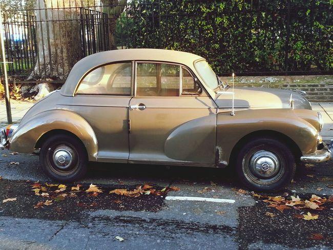 Morris Minor Old Car Vintage Cars