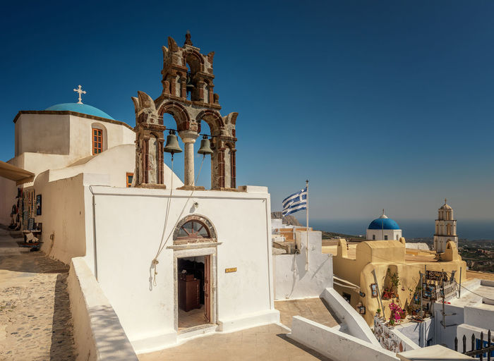 Church at pyrgos kallistis