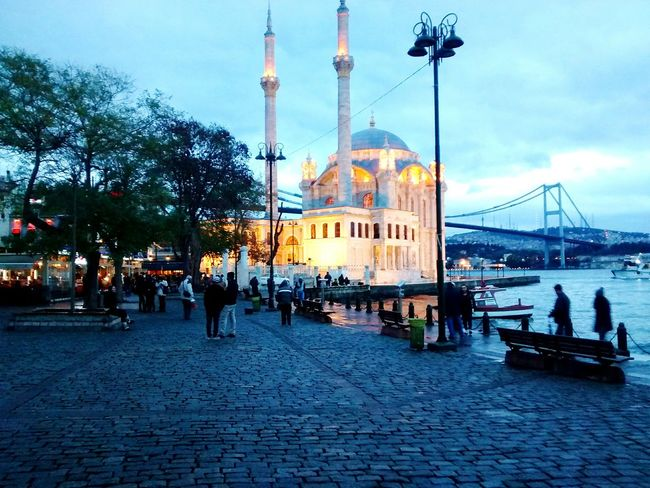 Istanbul Turkey Ortaköy Ortaköy Camii Ortaköy Mosque Ortakoymosque First Eyeem Photo Istanbul #turkiye Istanbul City