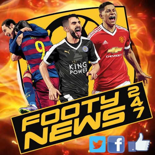 If You Love Your #Football #Footy #Soccer News Then Pls Give @FootyNews247 A Follow! And Facebook.com/FoootyNews247