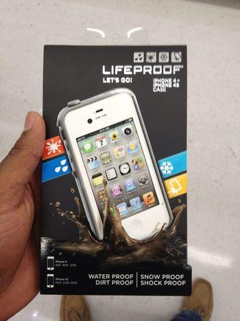 New Lifeproof Case
