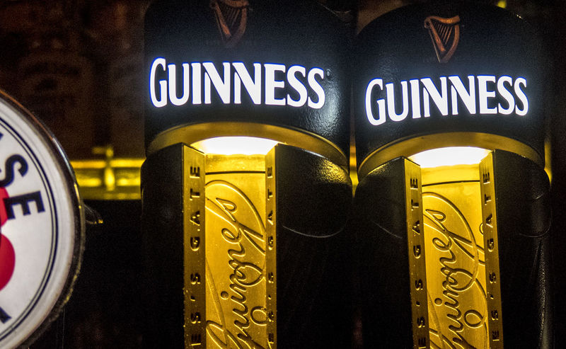 Cheers Beer Guinness Guinness Stout On Tap Pub Taps Bar Close-up Communication Day Draughtbeer Indoors  Irish Bar Irish Beer Irish Pub No People Stoutbeer Text Western Script
