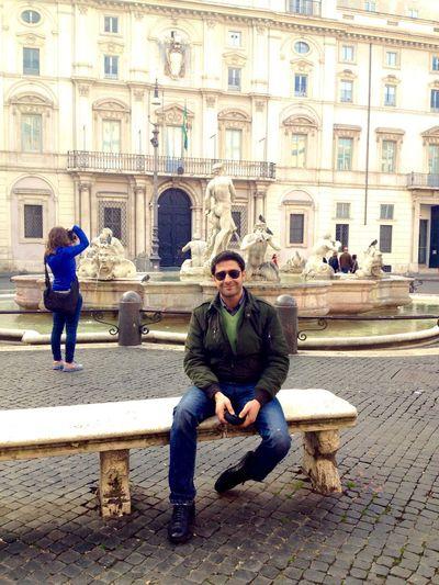 Italy Roma PiazzaNavona